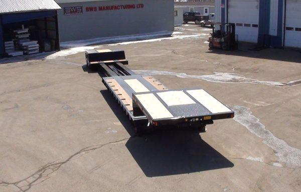 BWS 35-45 Ton Extendable Double Drop