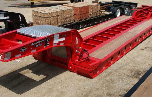 Etnyre Lowboy 55 ton